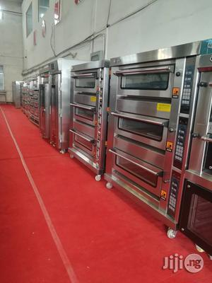 3deck Oven Gas Industrial | Industrial Ovens for sale in Lagos State, Ojo