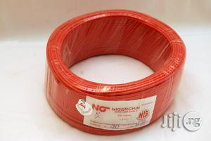 Nigerchin 1.5mm Single Core Copper Wire - Red | Electrical Hand Tools for sale in Lagos State, Victoria Island
