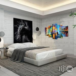 Art Painting Printed Canvas Wall Art | Building & Trades Services for sale in Lagos State