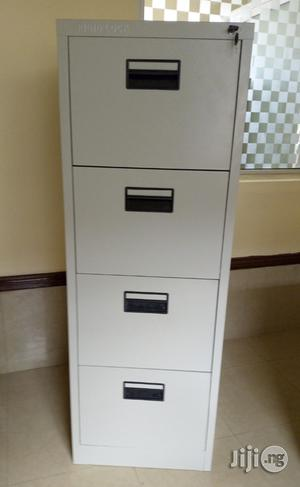 Exotic 4-Drawer Office Filing Cabinet   Furniture for sale in Lagos State, Lekki