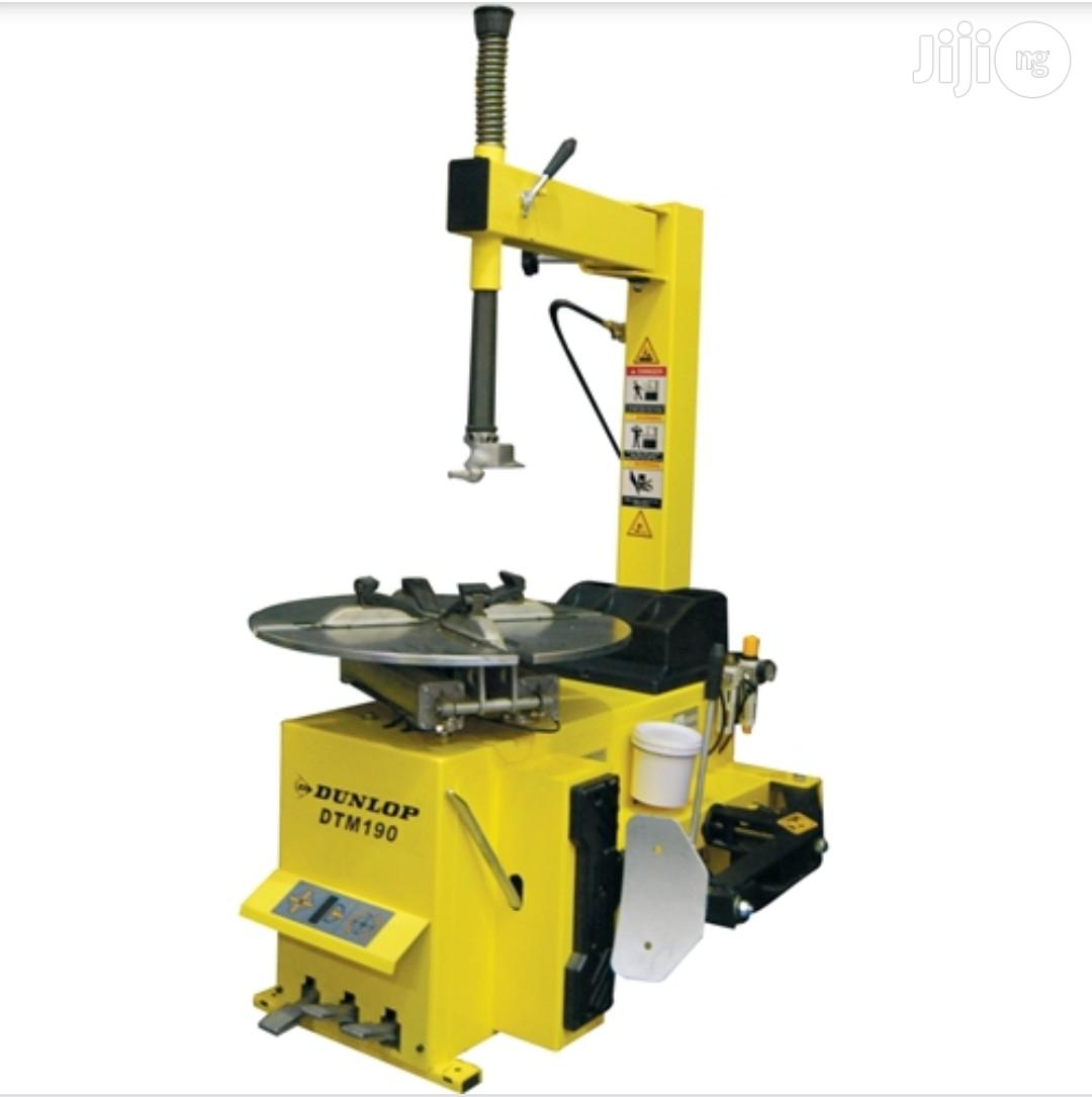 Tyre Changer Dunlop | Automotive Services for sale in Ojo, Lagos State, Nigeria