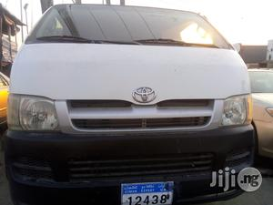 Toyota HiAce 2008 White | Buses & Microbuses for sale in Lagos State, Apapa