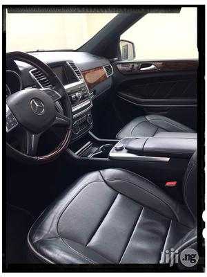 Mercedes-Benz GL 550 2013 Gray | Cars for sale in Lagos State, Lekki
