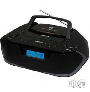 Polystar Portable Radio Cassette DVD System Jl13 | Audio & Music Equipment for sale in Lagos State, Alimosho