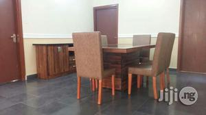 Dinning Table With 4 Chairs | Furniture for sale in Lagos State, Ikeja