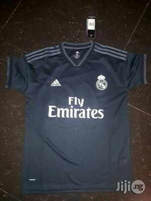 2018/2019 Real Madrid New Jersey | Clothing for sale in Lagos State, Ikeja