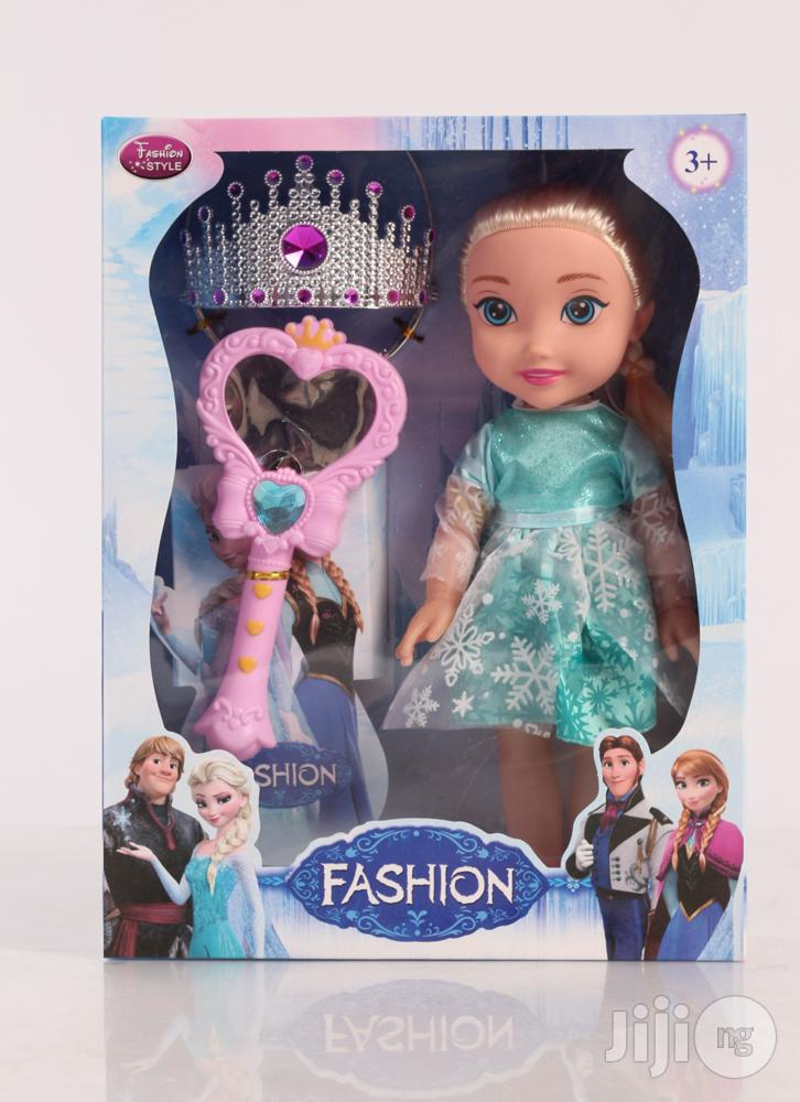 Doll Wit Crown and Magic Wand | Toys for sale in Alimosho, Lagos State, Nigeria