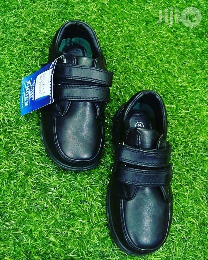 Black School Shoe for Boys | Children's Shoes for sale in Lagos Island (Eko), Lagos State, Nigeria