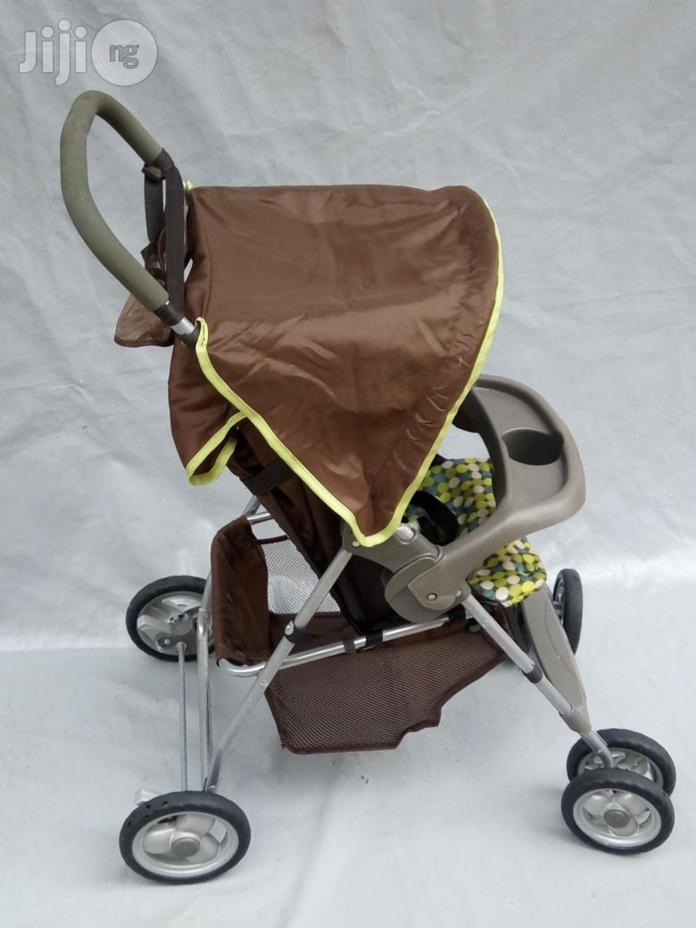 Tokunbo UK Used Baby Stroller From Newborn To 4years   Prams & Strollers for sale in Ikeja, Lagos State, Nigeria