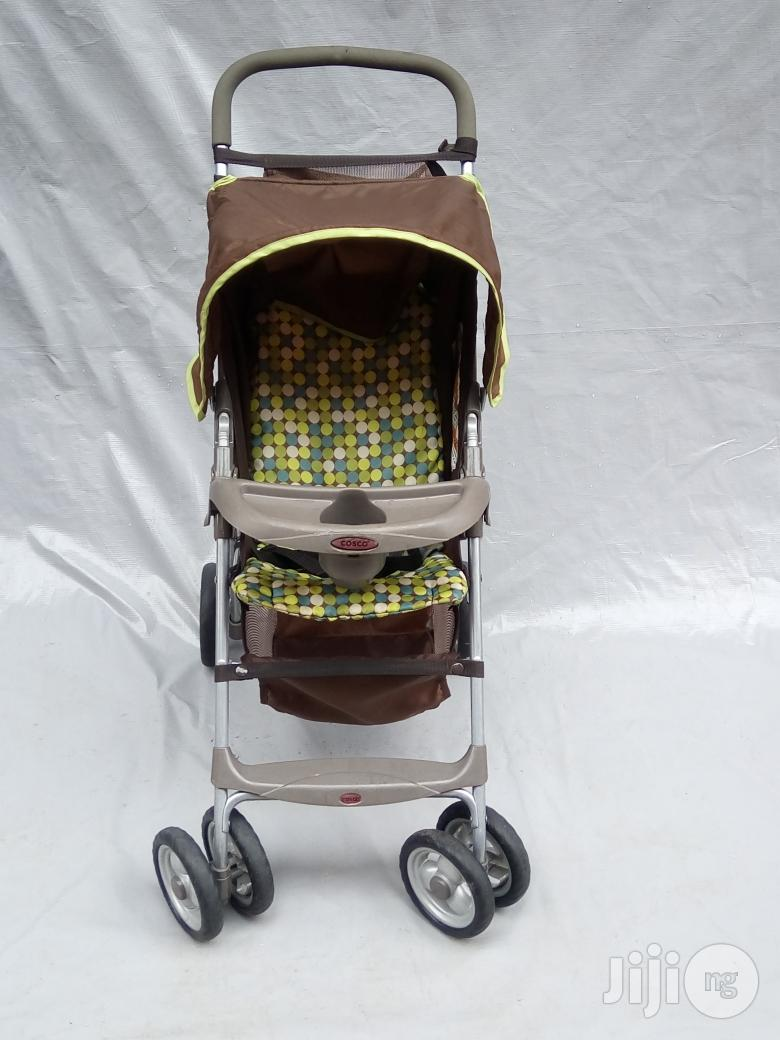 Tokunbo UK Used Baby Stroller From Newborn To 4years