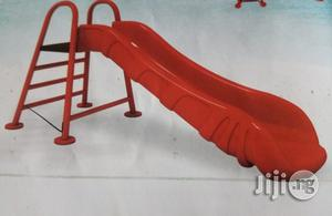 Single Playground Outdoor Slides With Rail Handle For Sale   Toys for sale in Lagos State, Ojodu