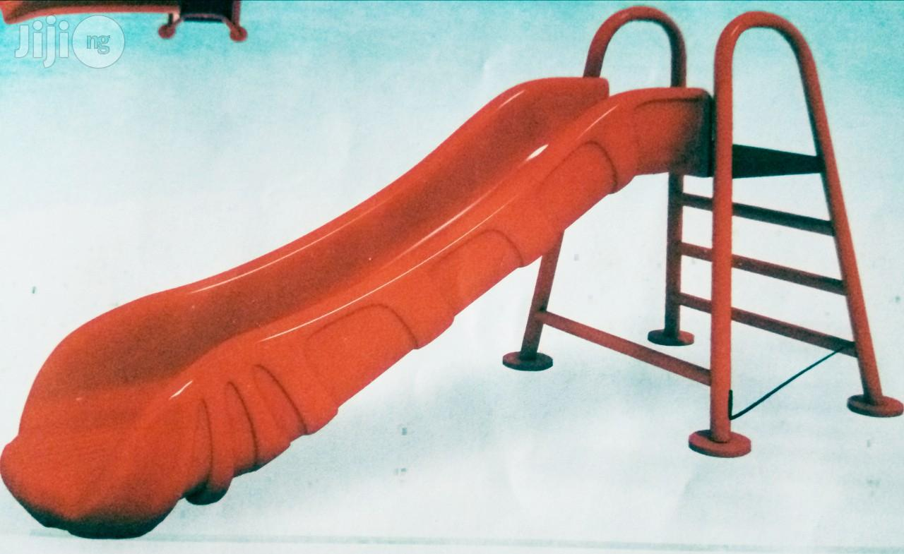 Urgent Buyers For Single Playground Slides With Rail Support