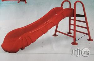 Good Standard Single Outdoor Slide For Sale   Toys for sale in Lagos State, Ikeja