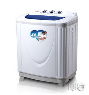8.2kg Double Tubs Washing Machine -QASA 19-07 | Home Appliances for sale in Lagos State, Alimosho