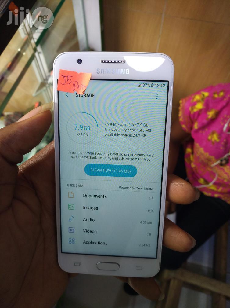 Samsung Galaxy J5 Prime 32 GB | Mobile Phones for sale in Ikeja, Lagos State, Nigeria