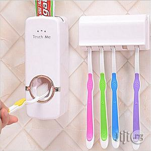 Automatic Toothpaste Dispenser Family Toothbrush Holder | Home Accessories for sale in Lagos State, Lagos Island (Eko)