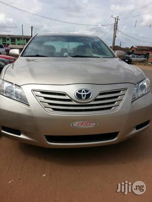 Toyota Camry 2008 2.4 LE Gold   Cars for sale in Edo State, Ikpoba-Okha