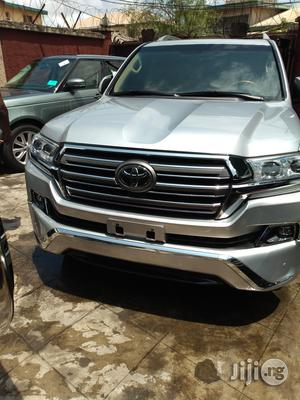 Toyota Land Cruiser 2018 Silver | Cars for sale in Lagos State