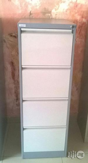 Original 4-drawer Office Filing Cabinet   Furniture for sale in Lagos State, Ikeja
