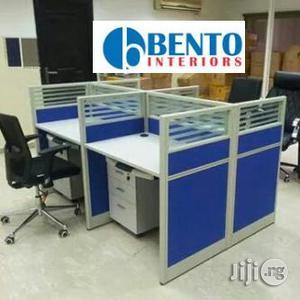 4 Man Workstation | Furniture for sale in Lagos State, Ikeja