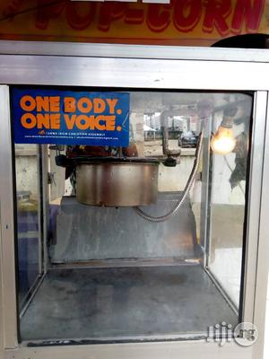 Fabricated Popcorn Machine Both Imported And Local One | Restaurant & Catering Equipment for sale in Lagos State, Ojo