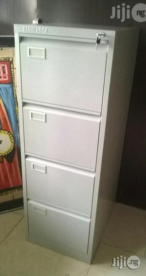 Branded Four Drawer Office Filing Cabinet   Furniture for sale in Lagos State, Magodo