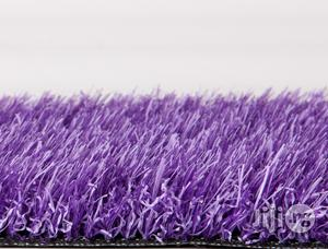 Purple Artificial Grass For School Playground | Garden for sale in Lagos State, Ikeja