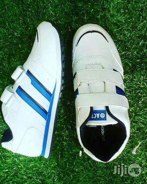White Canvas | Children's Shoes for sale in Lagos State