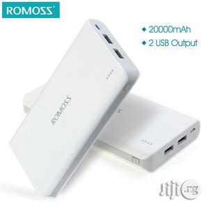 Romoss Sense 6 Powerbank - 20,000mah   Accessories for Mobile Phones & Tablets for sale in Abuja (FCT) State, Gaduwa