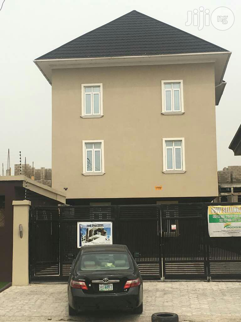3 Units Of 4 Bedroom Terrace Duplex At Lekki Phase 1 For Sale