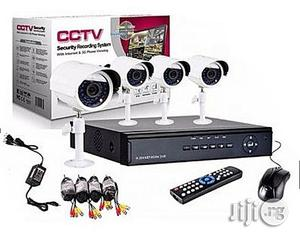 Universal 4-channel CCTV Security Recording System Kit   Security & Surveillance for sale in Lagos State, Ikeja