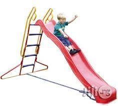 Big Single Slide With Iron Stand   Toys for sale in Rivers State, Port-Harcourt