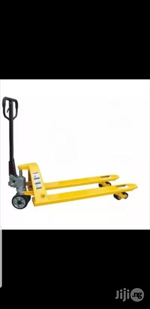 Hand Pallet Truck - 2.5tons   Store Equipment for sale in Lagos State, Lagos Island (Eko)