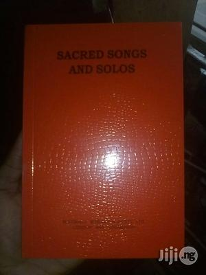 Sacred, Song And Solos Hymns Book   Books & Games for sale in Lagos State, Surulere