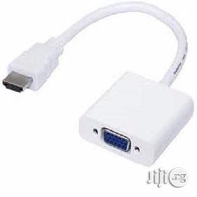 HDMI to VGA   Computer Accessories  for sale in Lagos State, Ikeja