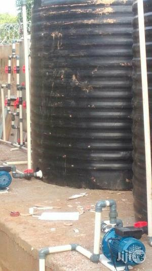 Water Treatment Tanks And Plumbings   Building & Trades Services for sale in Abuja (FCT) State, Garki 1