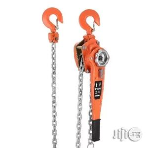 Chain Block 1.5 Ton Hoist 5ft Manual With Lift Puller Lever   Manufacturing Equipment for sale in Lagos State, Lagos Island (Eko)