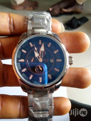 Tissot 1853 Silver Chain Watch   Watches for sale in Rivers State, Port-Harcourt
