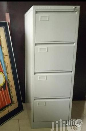Top Quality 4-drawer Office File Cabinet | Furniture for sale in Lagos State, Ikeja