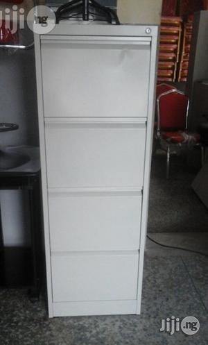 Exotic 4-Drawer Office File Cabinet | Furniture for sale in Lagos State, Ikeja