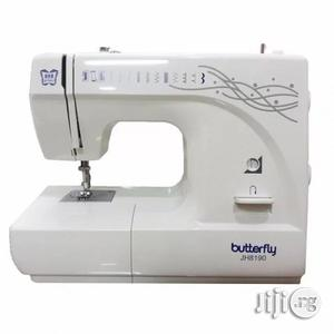 Butterfly Embroidery Zig Zag Portable Sewing Machine   Manufacturing Equipment for sale in Lagos State, Lagos Island (Eko)