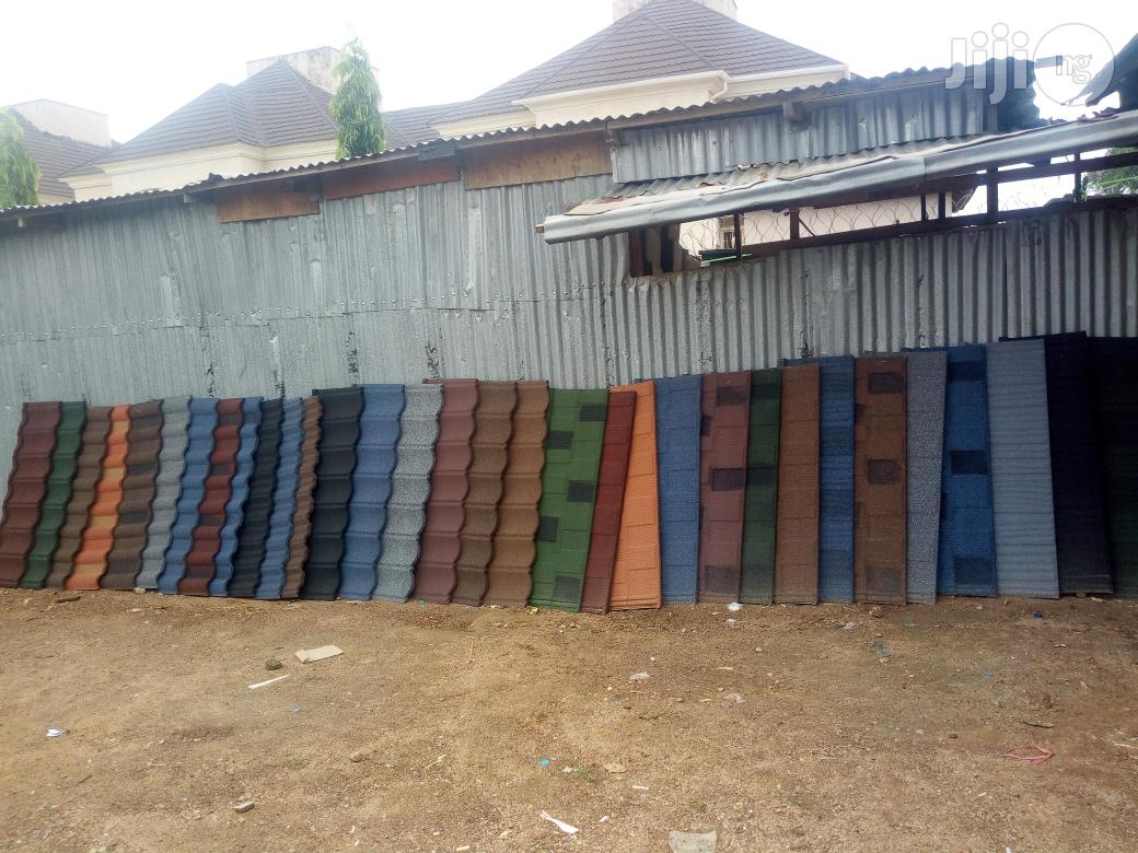 Eco Stone Coated Roofing Tiles Limited