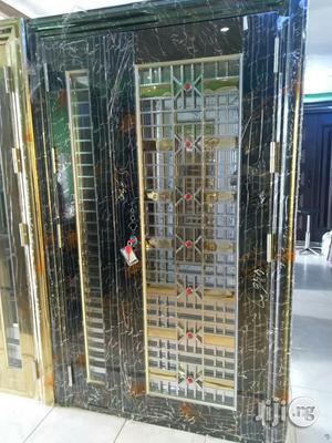 4ft Goldenglass Door | Doors for sale in Lagos State, Orile