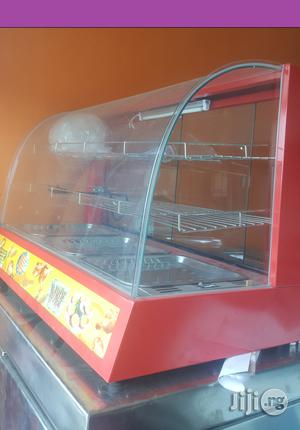 Snacks Warmer (3-plates) | Restaurant & Catering Equipment for sale in Rivers State, Port-Harcourt