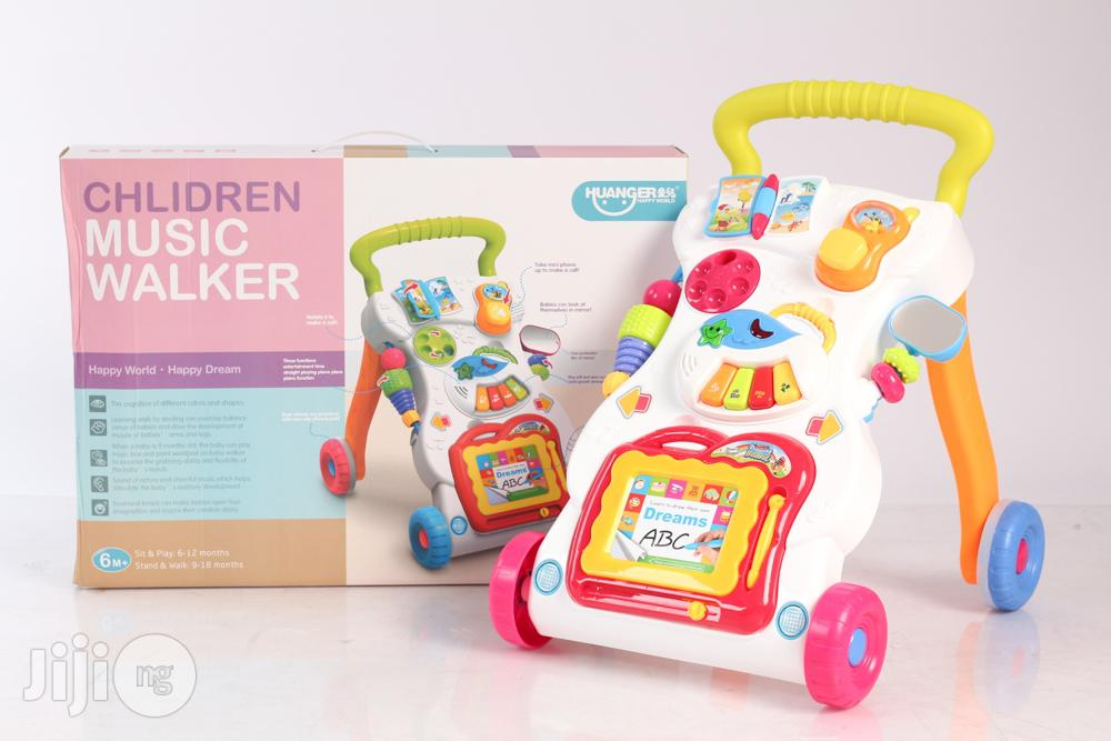 Baby Music Walker
