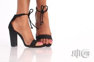 Next Rope Sandals Block Heels   Shoes for sale in Lagos State, Alimosho