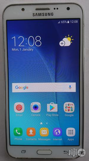 Samsung Galaxy J7 White 16 GB | Mobile Phones for sale in Lagos State