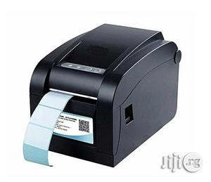 Xprinter Barcode Thermal Label Printer - Black | Printers & Scanners for sale in Lagos State, Ikeja