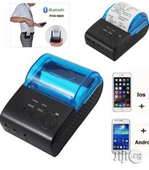 Mini 58mm Wireless Bluetooth USB Thermal Printer POS Bill   Printers & Scanners for sale in Lagos State, Ikeja