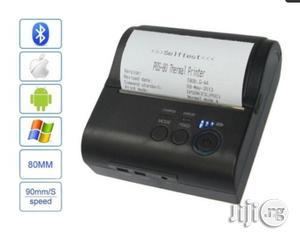 80mm Mobile Portable Bluetooth POS Receipt Thermal Printer   Printers & Scanners for sale in Lagos State, Ikeja